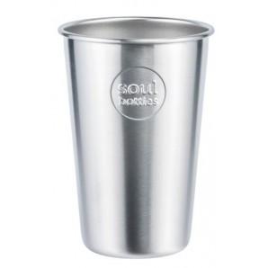 Soulbottle Soulcup steel (500ml)