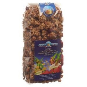 BioKing Beeren Knusper Crunchy Müesli