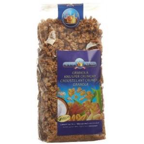 BioKing Granola Knusper Crunchy Müesli (375g)