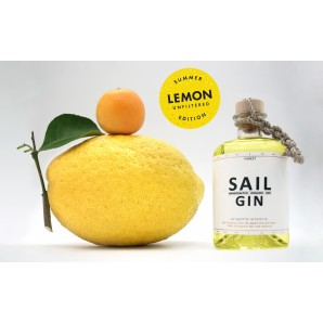 purest SAIL GIN Sommer-Edition Lemon (50cl)