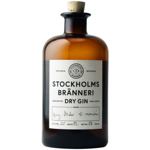 Stockholms Bränneri Dry Gin (50cl)