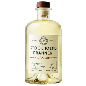 Stockholms Bränneri Oak Gin (50cl)