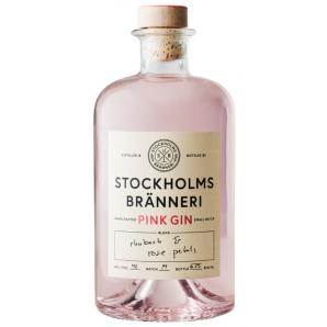 Stockholms Bränneri Pink Gin (50cl)