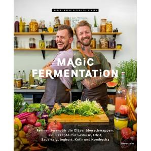 Magic Fermentation by Marcel Kruse & Geru Pulsinger