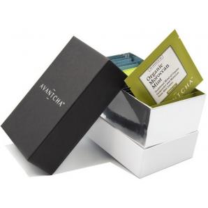 AVANTCHA Bio Silk Cube Geschenkbox (20 Stk)