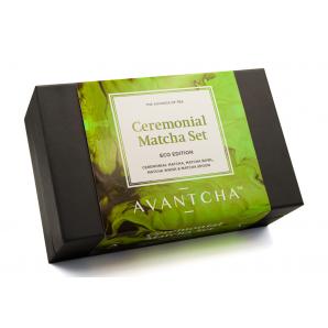 AVANTCHA Ceremonial Matcha Tee Set Eco