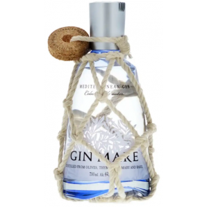 Gin Mare with net packaging...