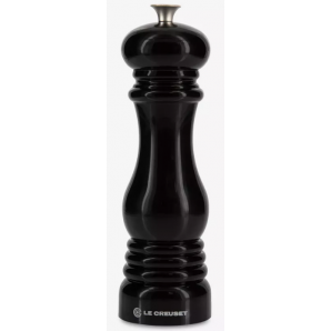 Le Creuset Pfeffermühle schwarz