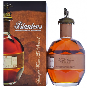 Blanton's Straight From The Barrel Whiskey (70cl)