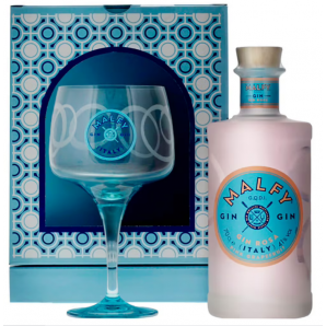 Malfy Gin Pink 70cl Set con...