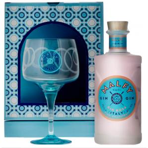 Malfy Gin Pink 70cl Set...