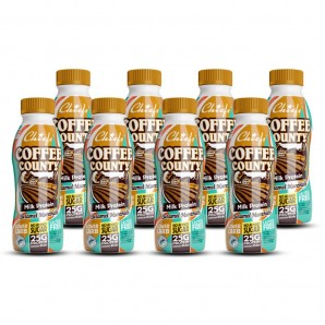 Chiefs Milk Protein Caramel Macchiato (8x330ml)