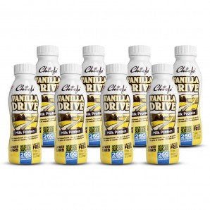 Chiefs Milk Protein Vanilla Drive (8x330ml)