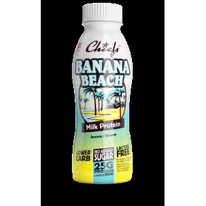 Chiefs Milk Protein Banana Beach (330ml)