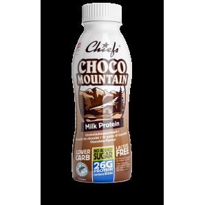 Chiefs Milk Protein Choco Mountain (330ml)