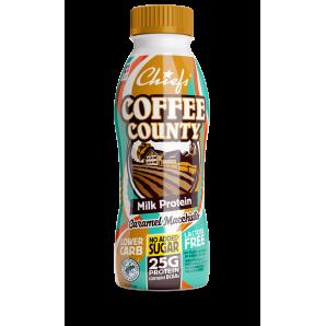 Chiefs Milk Protein Caramel Macchiato (330ml)