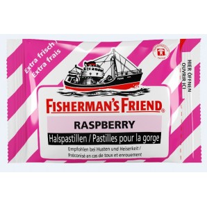 Fisherman's friend Raspberry ohne Zucker (25g)