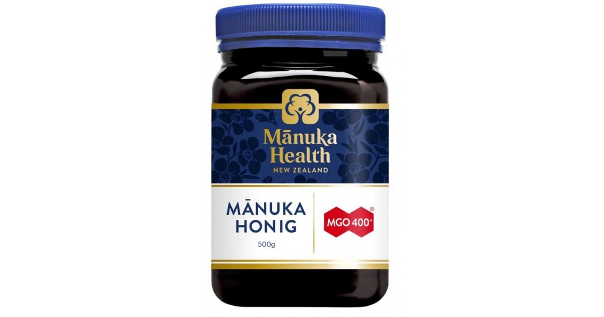 Manuka Miel de Santé MGO400+ (500g)