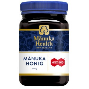 Manuka Miele della salute MGO400+ (500g)