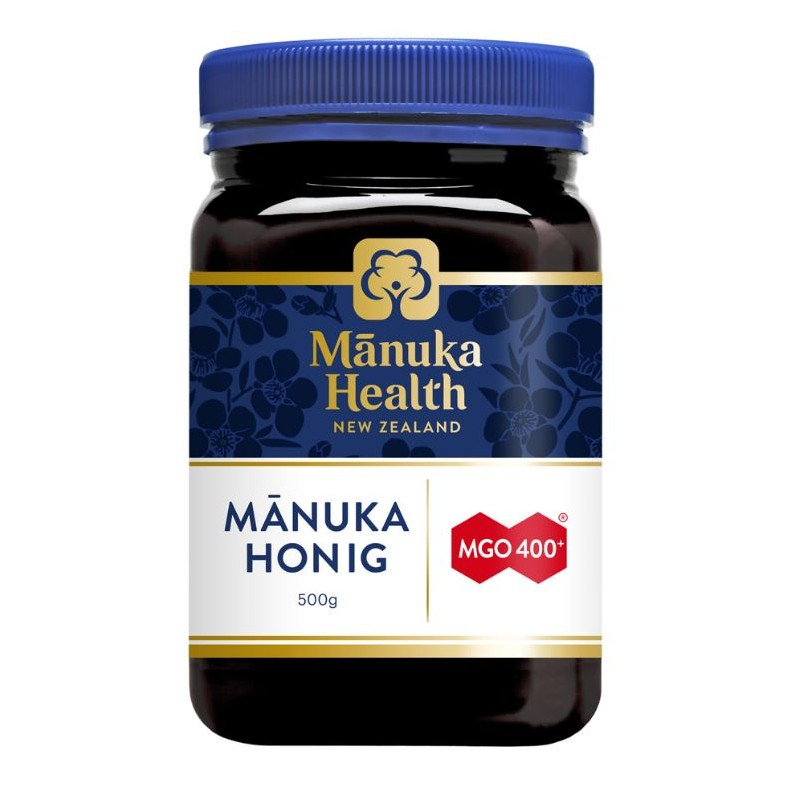 Manuka Health Honey MGO400+ (500g)