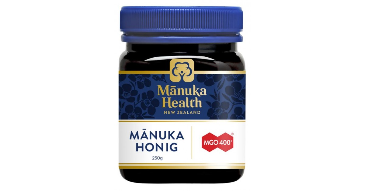Manuka Health honey MGO400+ (250g)