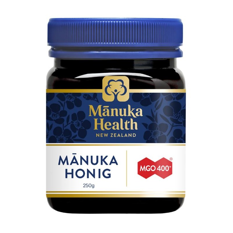 Manuka Miel de santé MGO400+ (250g)