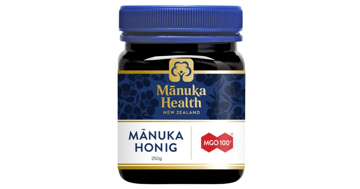 Manuka Miel de santé MGO100+ (250g)
