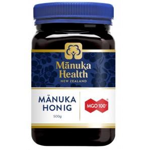Manuka Health Honig MGO100+ (500g)