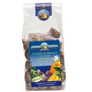 BioKing Feigen Konfekt mit Orangen (200g)