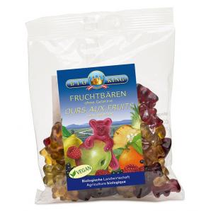 BioKing Fruchtbären ohne Gelatine (150g)