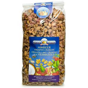 BioKing Himbeer Knusper Crunchy (375g)