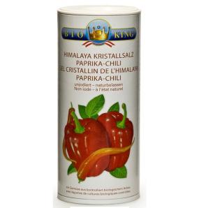 BioKing Salzstreuer Paprika Chili (200g)