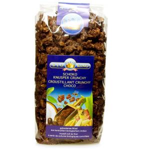 BioKing Schoko Knusper Crunchy (375g)