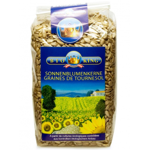 BioKing Sonnenblumenkerne (500g)
