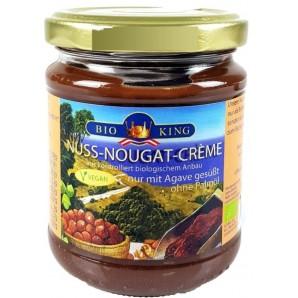 BioKing Nuss-Nougat-Creme (200g)